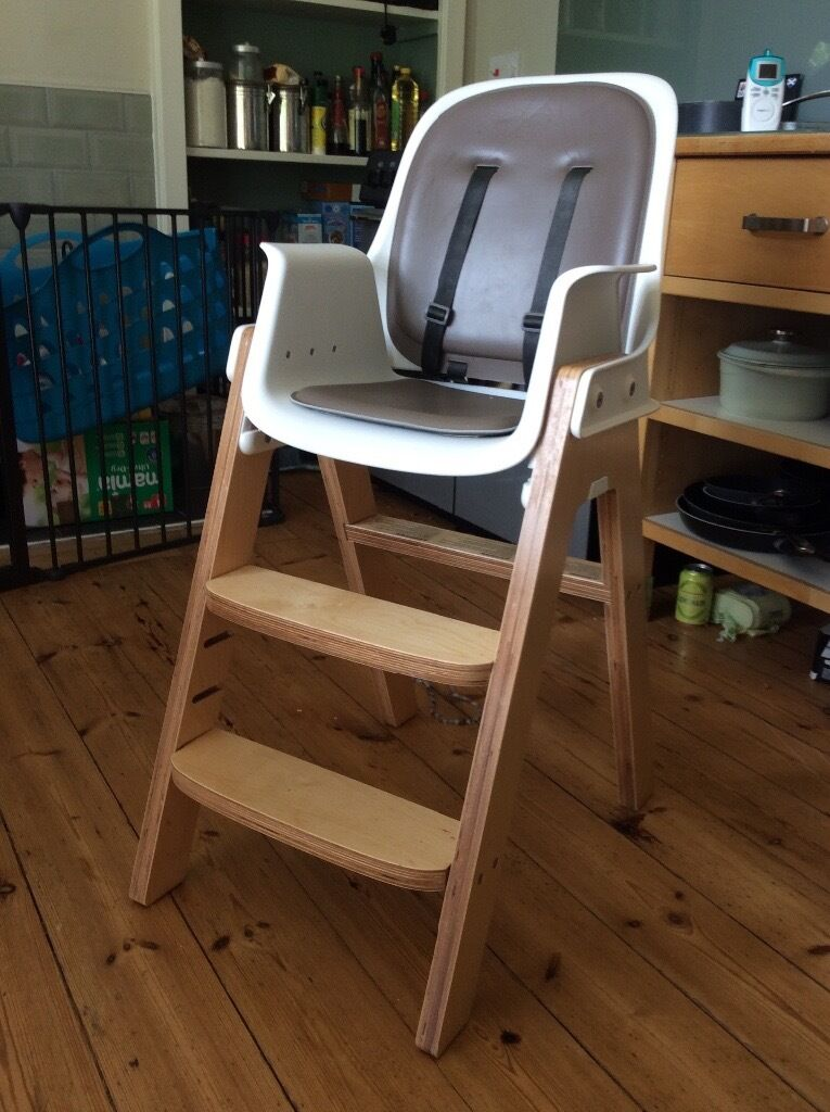 5 Point Harness High Chair