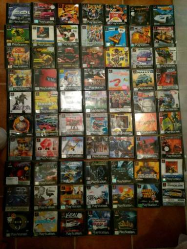 68  PS1 PLAYSTATION 1 Games Job Lot  Boxed   PAL    in Eastleigh     68  PS1 PLAYSTATION 1 Games Job Lot  Boxed   PAL