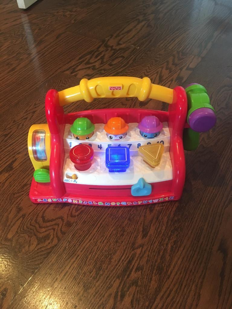 Fisher Price Laugh Learn Tools