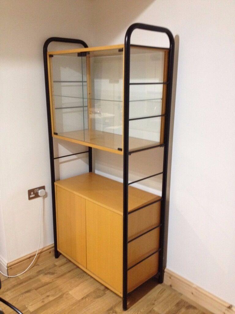 Wooden Floor Ceiling Shelves
