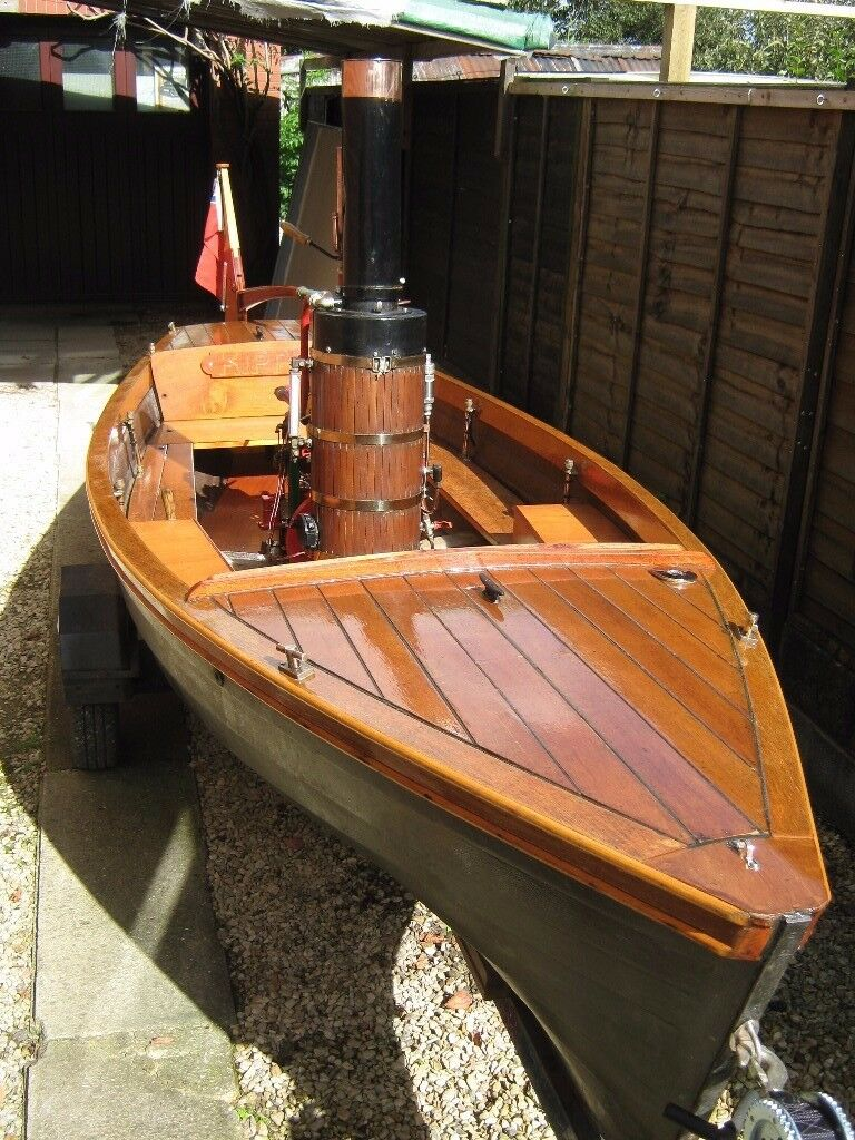 STEAM BOAT / LAUNCH FOR SALE | in Gloucestershire | Gumtree