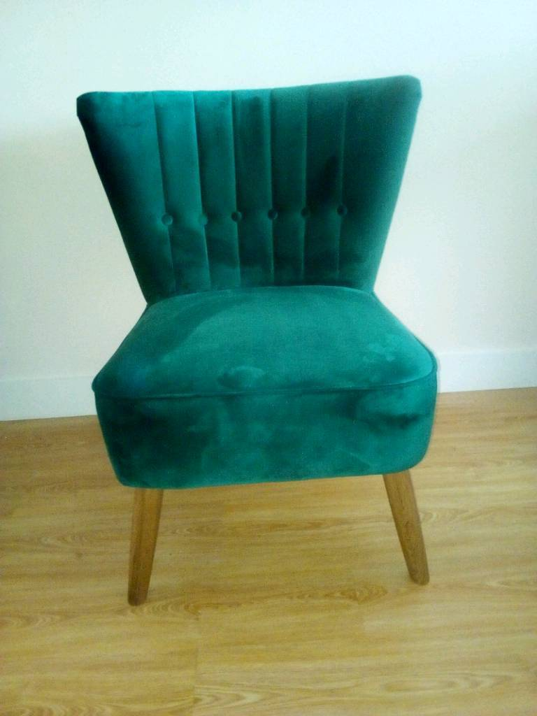 Light Green Accent Chairs