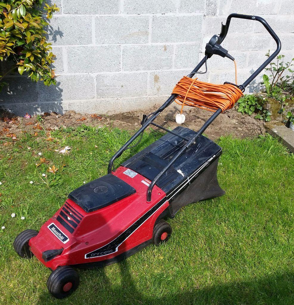 Used Petrol Garden Shredder