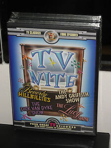 TV Nite DVD Four Episodes Eight Classic TV Commercials ...