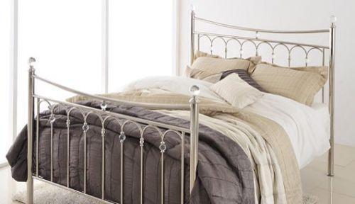 Chrome King Size Bed Frame King Size Beds Ebay