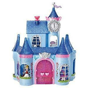 Disney Princess Castle   eBay Disney Princess Cinderella Castle