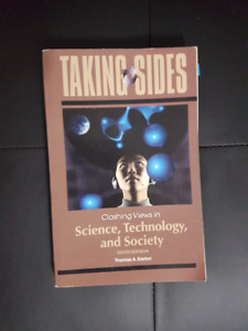 Science Technology   Kijiji in Ontario    Buy  Sell   Save with     Taking Sides  Clashing Views in Science  Technology  and Society