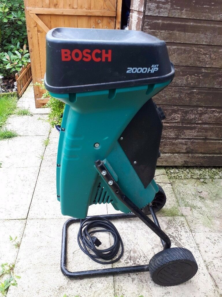 Bosch Shredder Sale
