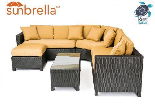 Outdoor Furniture Sunbrella Ebay