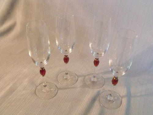 Colored Champagne Flutes: Glass | eBay