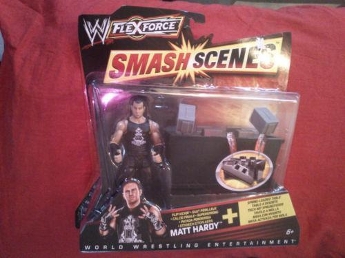 Wwe Action Figure Announce Table Ebay