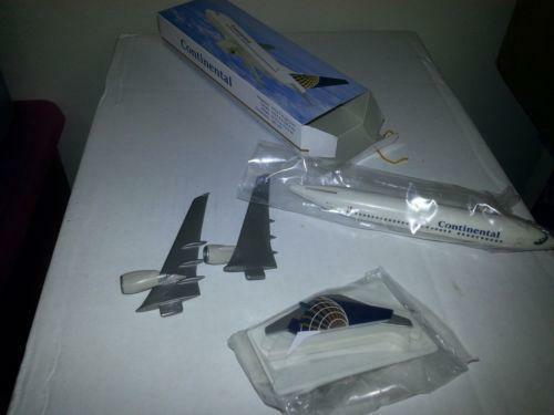 Continental Airlines Model | eBay