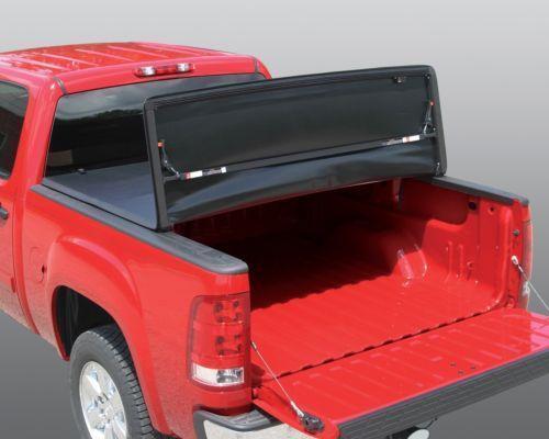 Rugged Tonneau Cover Truck Bed Accessories Ebay