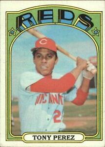 Tony Perez Baseball Ebay