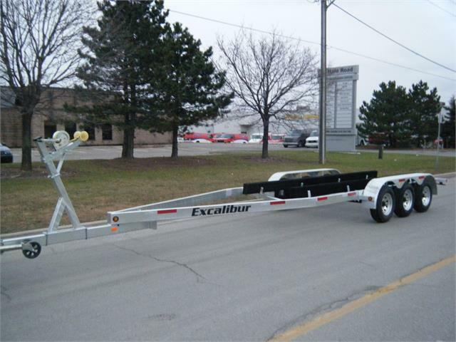 12 000 Lb Tri Axle Boat Trailer Powerboats Amp Motorboats