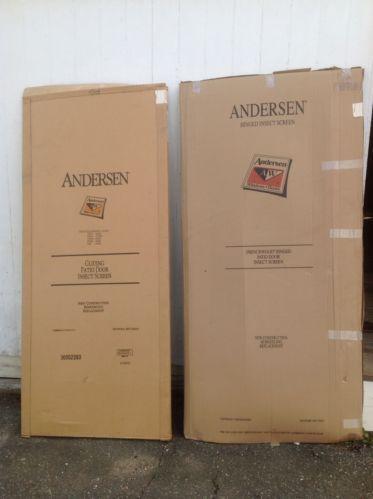 Anderson Door Ebay