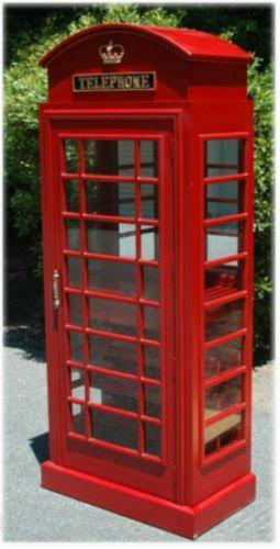Phone Booth Cabinet Ebay