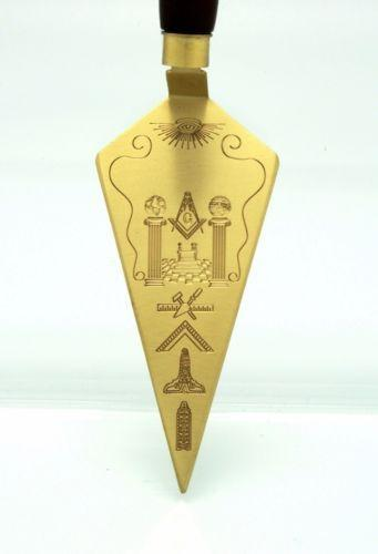 Masonic Trowel Ebay