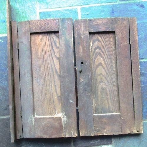 Antique Wooden Shutters Ebay