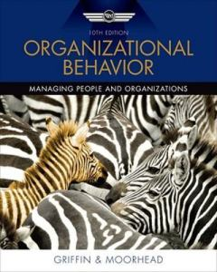 Organizational Behavior by Ricky W  Griffin and Gregory Moorhead       res content global inflow inflowcomponent technicalissues