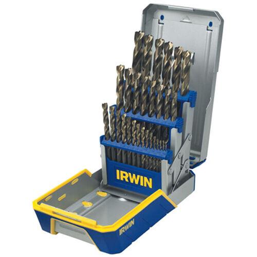 Irwin 3018006B - 29pc TurboMax Metal Drill Bit Set   eBay