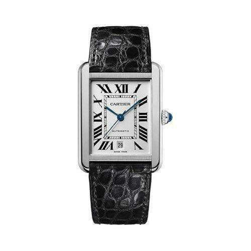 Mens Cartier Tank Watch   eBay