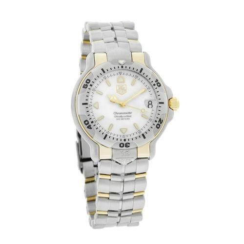 Tag Heuer Ladies Watch Two Tone | eBay