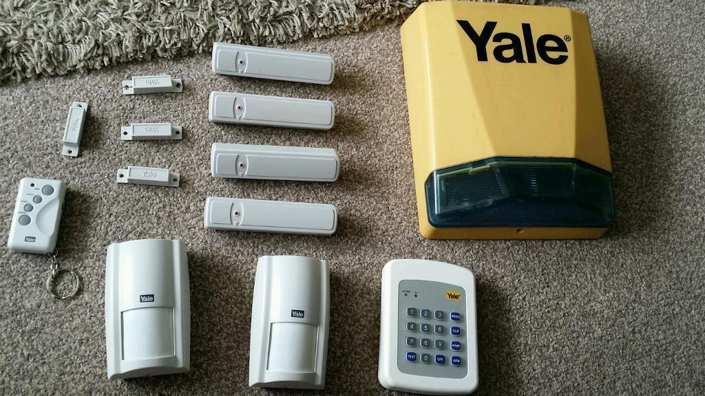 Yale Hsa 3000 Wireless Alarm System