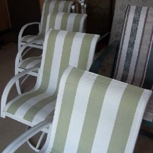 Patio Chair Sling Replacement Ebay