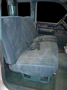 Chevy Pickup Seat Covers Ebay