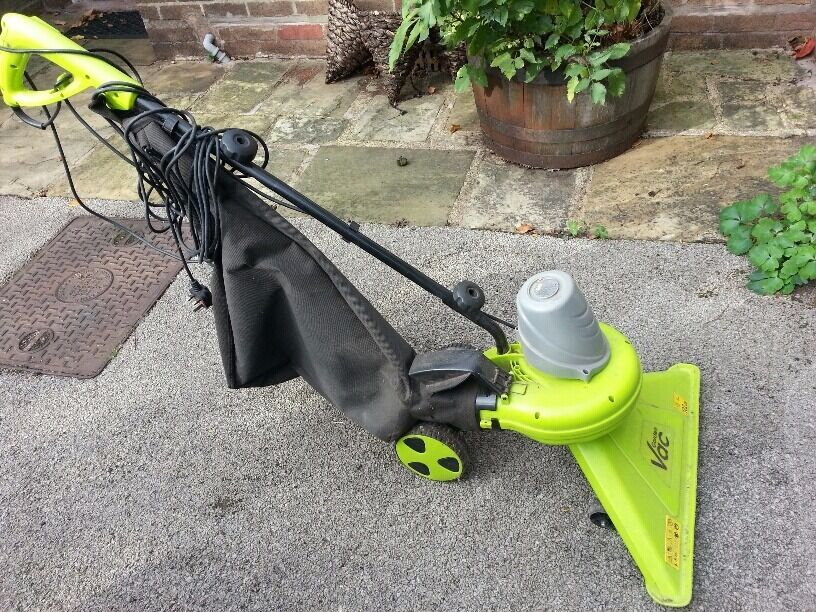 Electric Leaf Collector