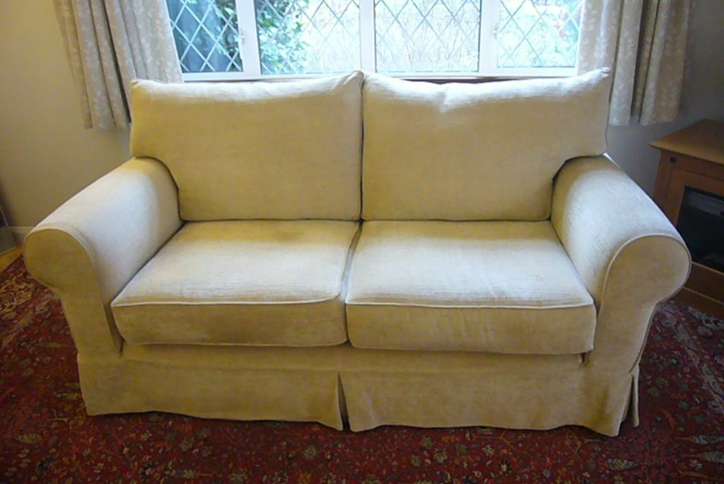 Settee And Chair Set