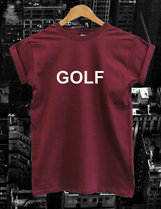 Golf Wang Simple Logo Mens Ladies Unisex Kids T Shirt ...