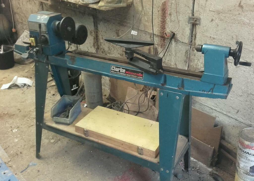 Wacker Concrete Saw