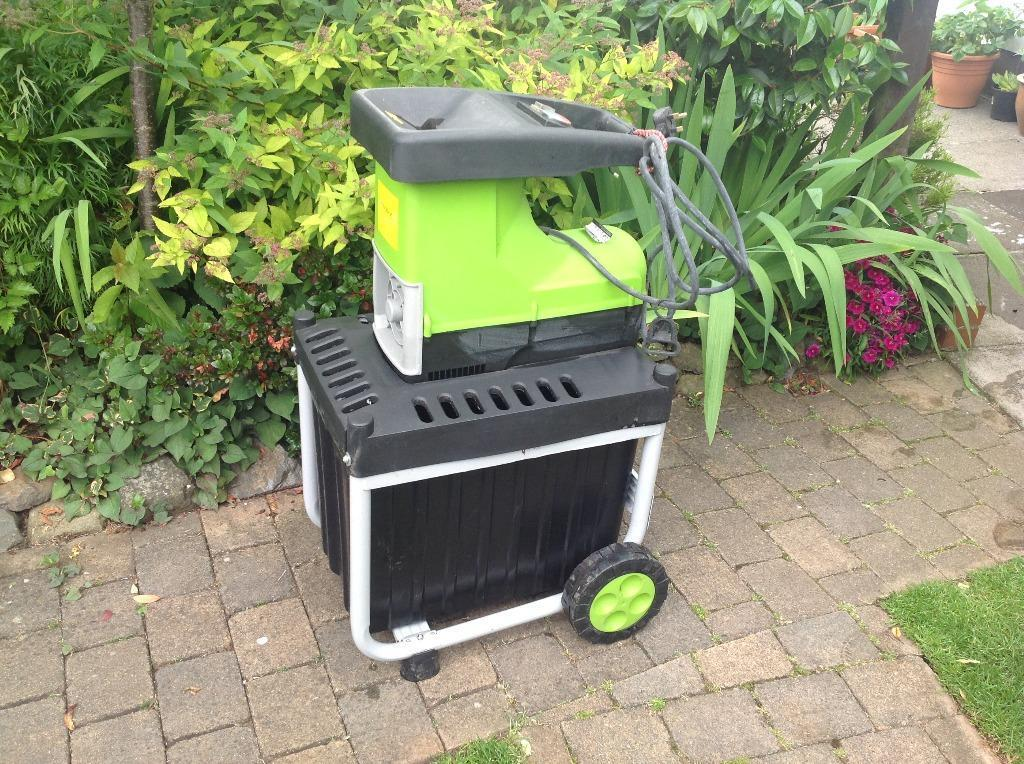 Atco Garden Shredder