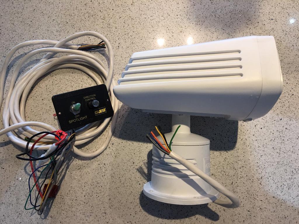 Guest Spotlight Wiring Diagram Marine Not Lossing Detailed Diagrams Rh 34 Sydneyconvicts Film De Light