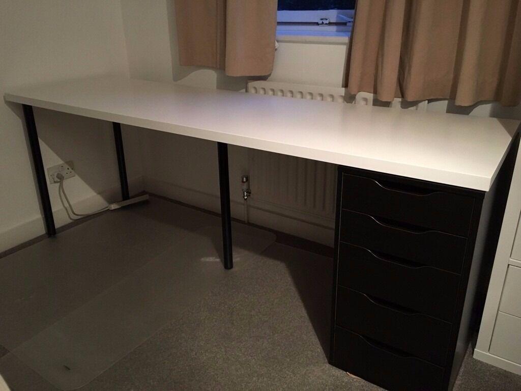 Ikea micke desk dimensions