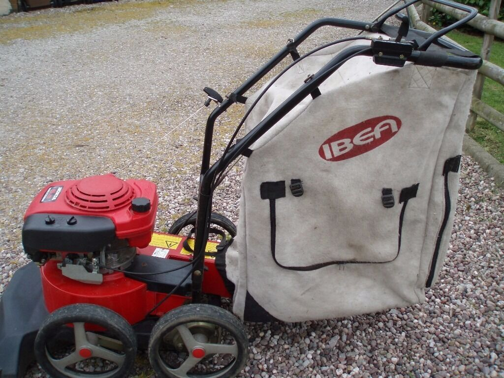 Used Garden Shredder
