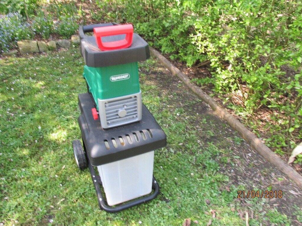 Used Garden Shredder Sale