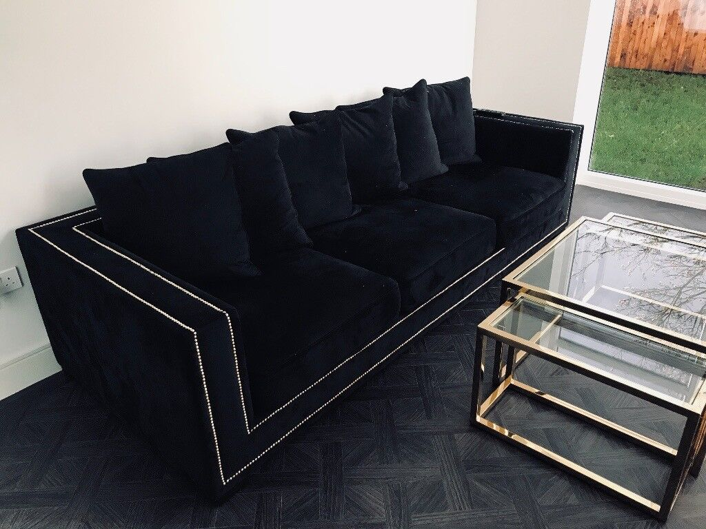 Coffee Table 4 Seater