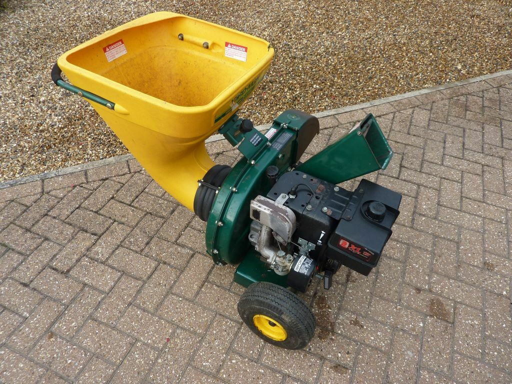 Heavy Duty Garden Shredder