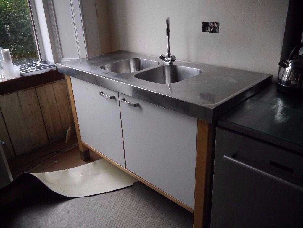 Ikea 60cm Kitchen Unit