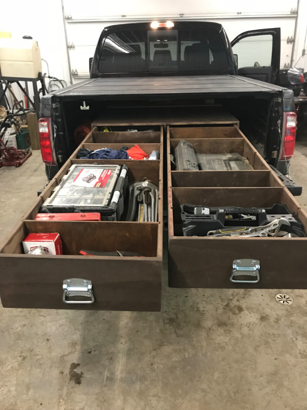 Wood Pack Rat Tool Boxes For Truck Beds Tool Storage