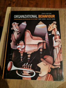 Understanding And Managing Life At Work   Kijiji in Ontario    Buy     Organizational Behaviour  Tenth Edition  Textbook