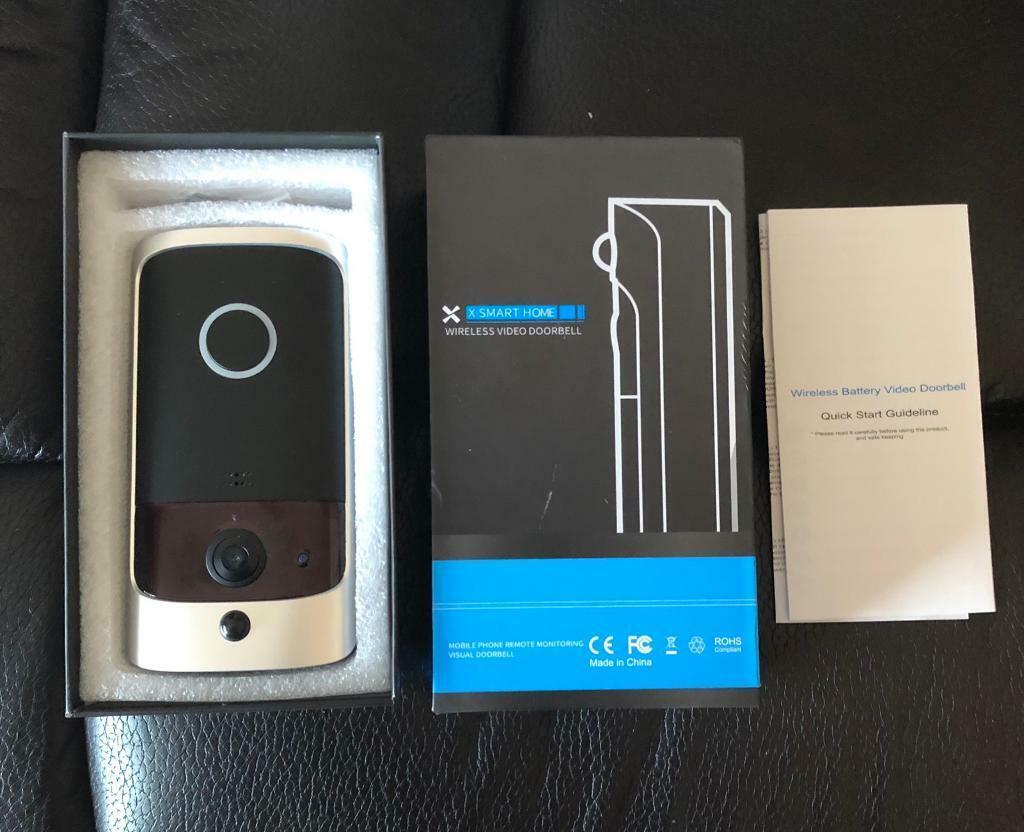 Camera Security System Wireless Uk