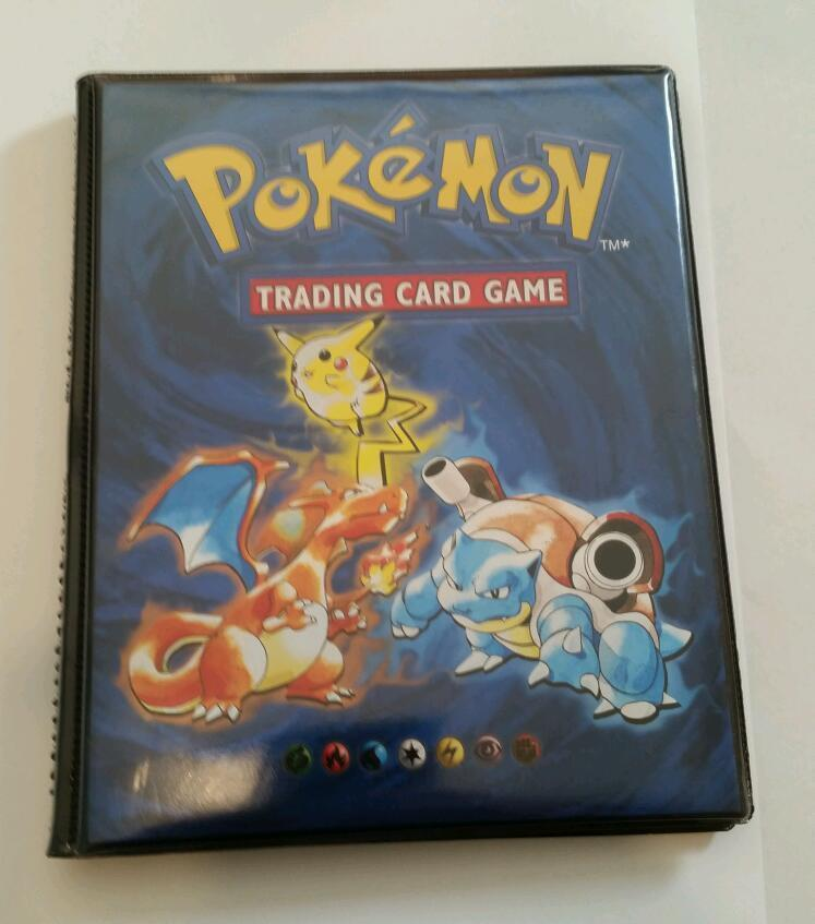 Pokemon Card Binder Collection