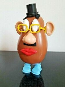 vintage mister potato head toy with 14 accessories glasses mustache hats ebay