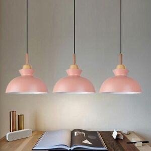 pendant lighting pink # 1