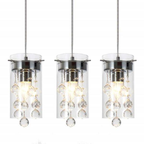 crystal pendant lighting for kitchen # 8