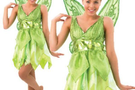 tinkerbell and peter pan costumes » 4K Pictures | 4K Pictures [Full ...
